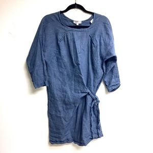MARIA SOLE Italy  Linen Dress / Swim Cover-up